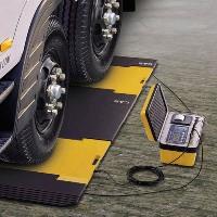 Пост весового контроля автотранспорта
