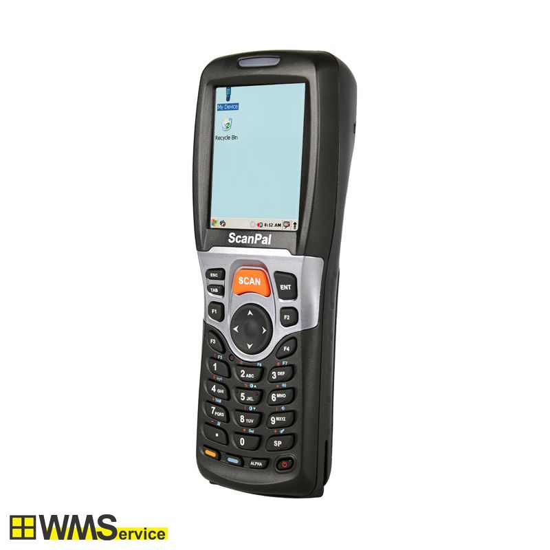 Терминал Honeywell Scanpal 5100